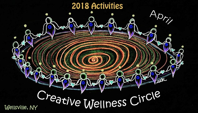 April Creative Wellness Circle