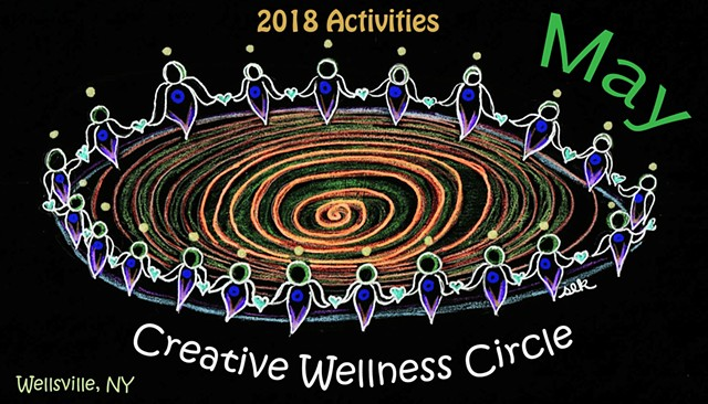 Sacred Sisters, Wellness Circle, Sister Circle, UNIFY, Wellsville NY, Allegany County NY