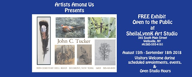 Artists Among Us, Allegany County Artists, Wildlife Art