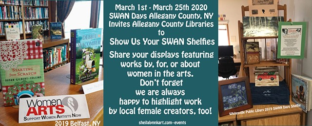 SWANShelfie Registration