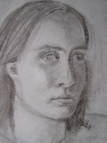 Study for Portrait 9