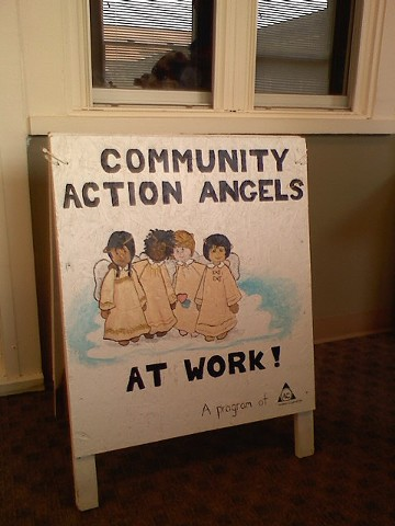 COMMUNITY ACTION ANGELS