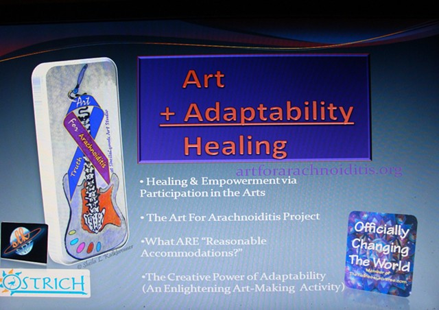 Art + Adaptability = Healing  Full Video