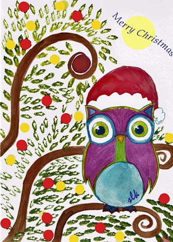 Christmas Cards, Winter Cards, Fine Art Cards,