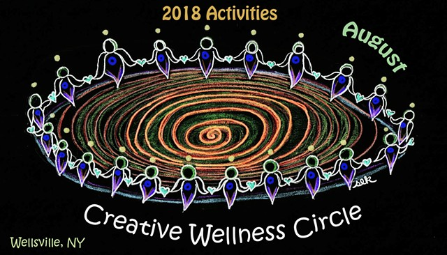August Creative Wellness Circle