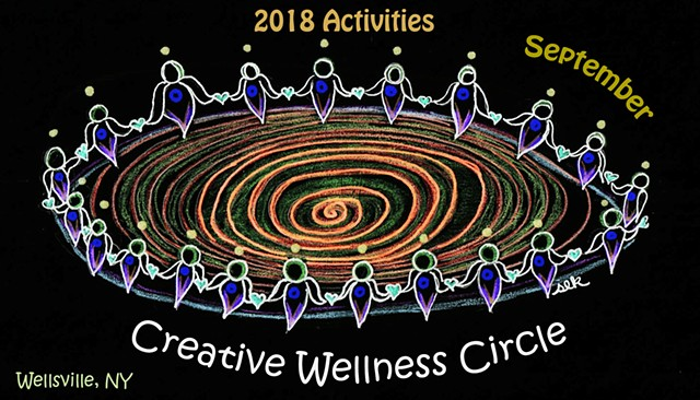 September Creative Wellness Circle