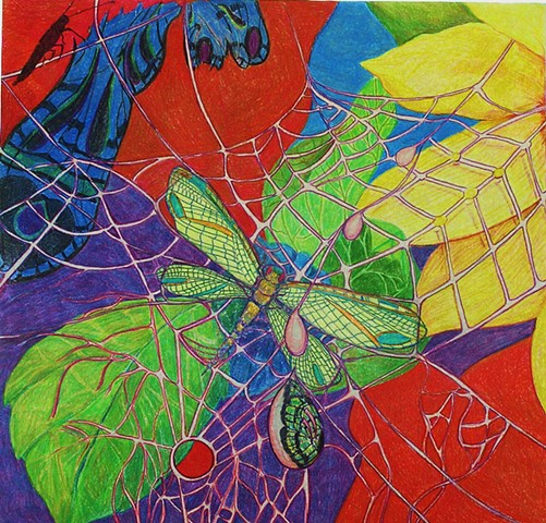 Art and Healing, Arachnoiditis Art