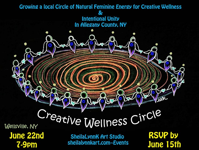 Sacred Sisters, Sister Circle, Wellsville NY, UNIFY