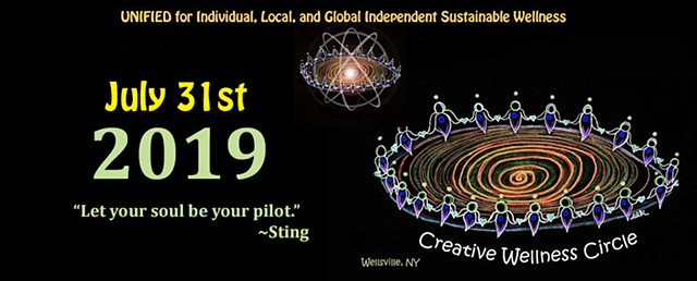 July 31st Creative Wellness Circle