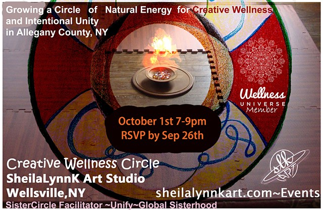 Creative Wellness Circle October