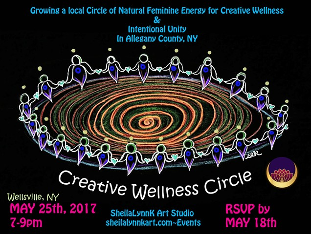 May Creative Wellness Circle