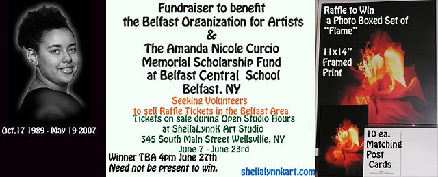 BOFA Fundraiser in Memory of Amanda