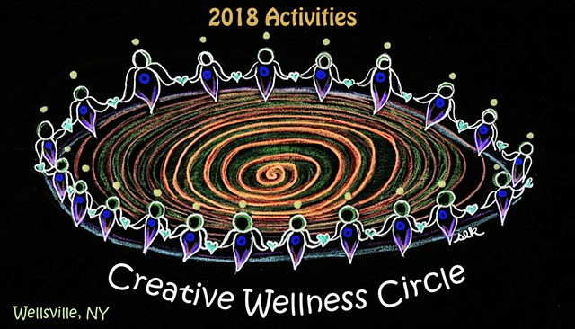 2018 Creative Wellness Circles