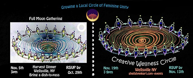 Sacred Circles, UNIFY, Wellness Circle