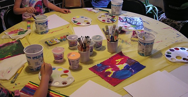 FREE Art Classes