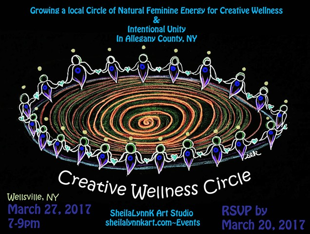 March Creative Wellness Circle