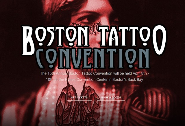 Boston Convention in April This year