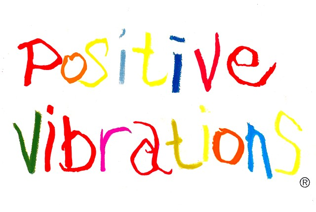 positive vibrations logo