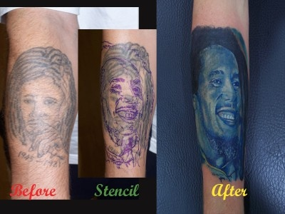 Cover ups and reworks