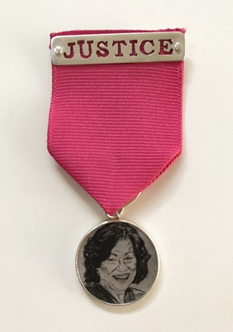 Smulovitz, Medal of Hope: Justice Sonia Sotomayor - Justice
