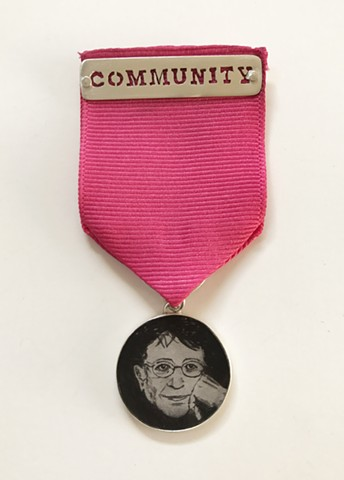 Smulovitz, Medal of Valor: Surel Mitchell - Community