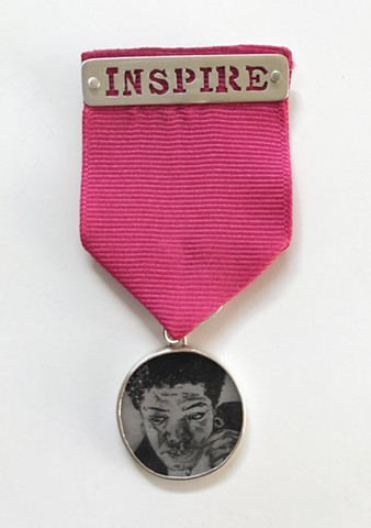 Smulovitz, Medal of Hope: Maya Angelou - Inspire