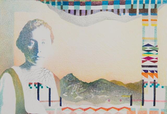 Gunta Stölzl weaving the Universe