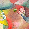 The evil eye, detail