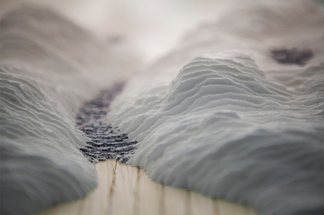 Silent Geography (detail)