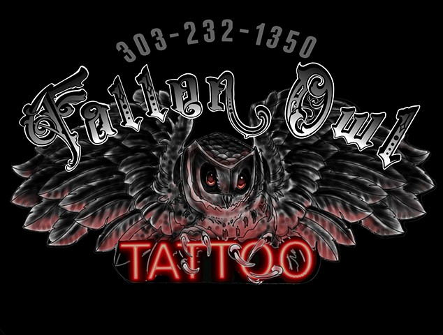 FALLEN OWL TATTOO STUDIO