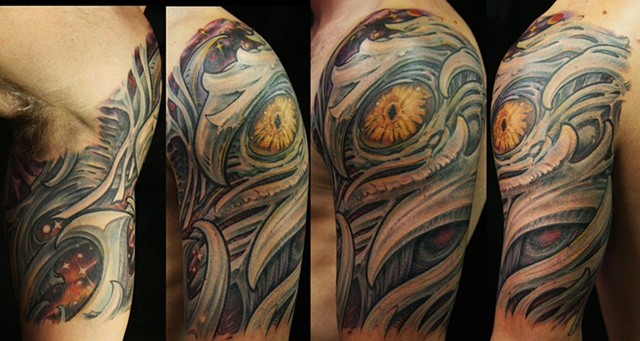 Biomech 1/2 Sleeve