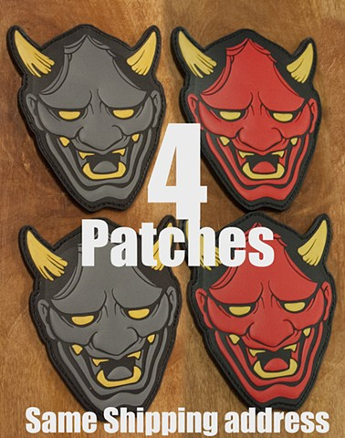 Four Patches, Save on Shipping