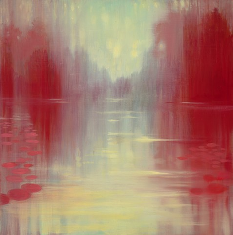 """Red Swamp""   -SOLD-"