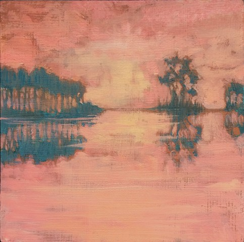 """Copper Sunset""   -SOLD-"