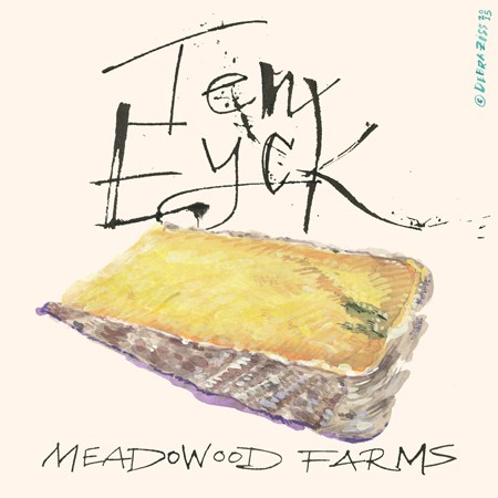 cheese illustration saxelby meadowood farms, ten eyck