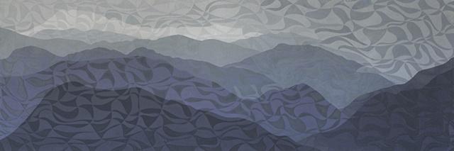 Eva slater desert painting