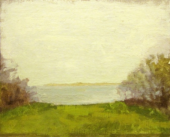 Toward Edgartown Pond