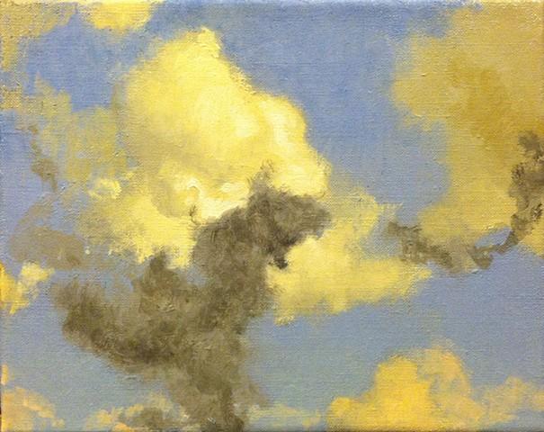 Cumulus Fractus (Sketch)