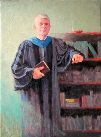 Pastor Emmons Sketch