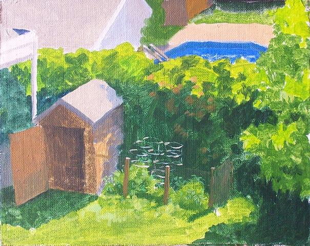 studio view garden