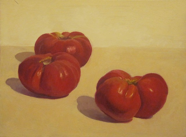 Three Tomatos