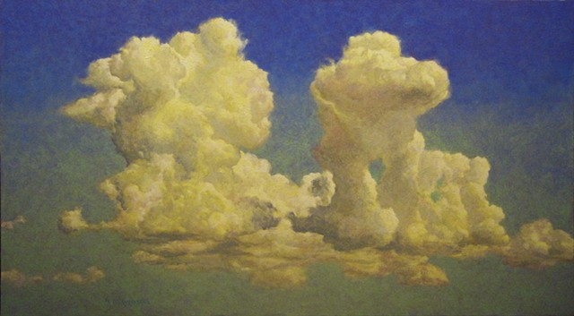 Cumulus Congestus (Odd Couple)