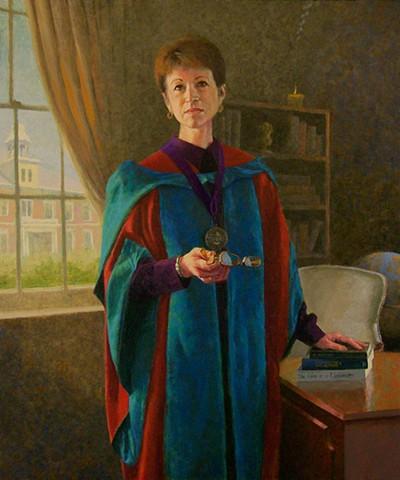 Dr. Shirley Mullen