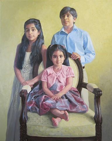 The Malhotra Kids