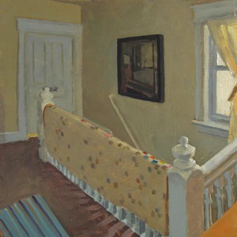banister quilt