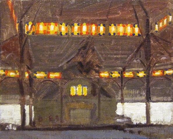 Tabernacle Sketch (Knave II)