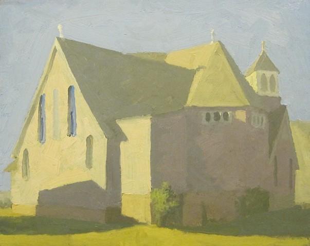 Trinity Lutheran, Oak Bluffs