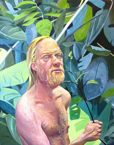 dana schutz frank as proboscis monkey kyle stevenson finished