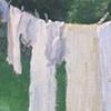 backyard laundry