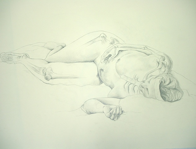 Introduction to Figure Drawing Interior/Exterior view